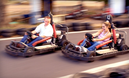 Family-Fun Outing for Two at Funworks! (Up to Half Off). Two Options Available.