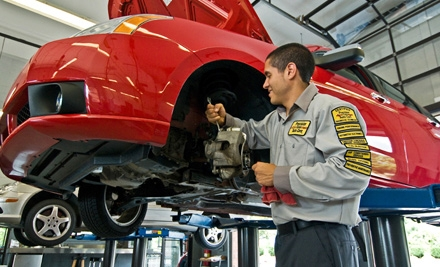 $39 for a Maintenance Package at Precision Tune Auto Care ($95 Value)