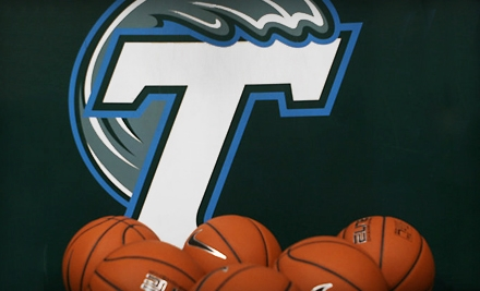 Tulane Green Wave Basketball Doubleheader for One or Two (Up to 72% Off)