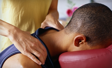 $25 for Trigger-Point Massage-Therapy-Class Package for Two at Holmberg Wellness Center ($110 Value)