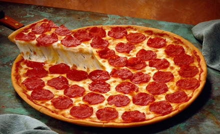 $10 for $20 Worth of Pizza and Sandwiches at Salvatore's Pizzeria in Shorewood