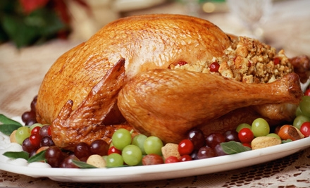 $30 for a Smoked Thanksgiving Turkey at Granville's BBQ ($60 Value)