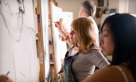 $80 for a Four-Week Art Sampler Course at Tulsa Art Center ($175 Value)