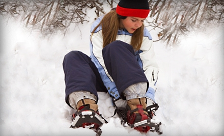 $20 for Two-Day Snowshoe Rental for Two People from Mountain Chalet (a $40 Value)