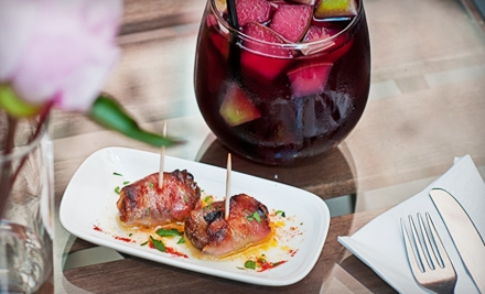 Spanish-Inspired Tapas and Drinks on Weekend or Weeknight at Pintxo (Up to 57% Off)