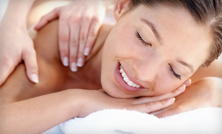 50- or 80-Minute Swedish Massage at Location of Your Choice from Celebrating You (Half Off)