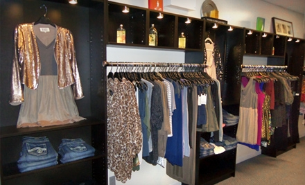 $15 for $30 Worth of Apparel and Accessories at Rock and Rose Boutique in Smithfield