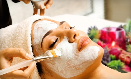 Peppermint-Facial Packages with Hand Massage or Microdermabrasion at Skin Deep Aesthetics LLC in Conway (Up to 61% Off)