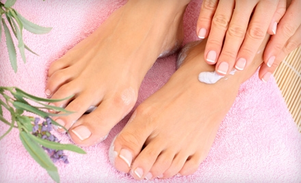 Iris Mani-Pedi or Aromatherapy Mani-Pedi at Iris Nail & Spa in Lansdale (Up to 59% Off)