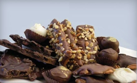 $14 for a Chocolate and Wine Pairing for Two at Vintage Sweet Shoppe ($28 Value)