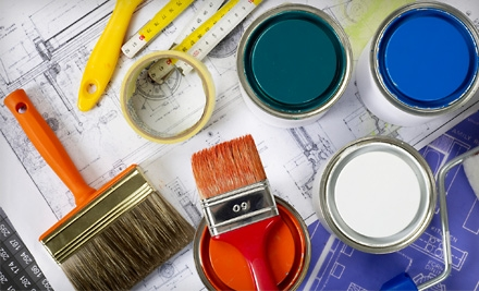 Paint and Painting Kit or $15 for $30 Worth of Paint and Supplies at Kwal Paint