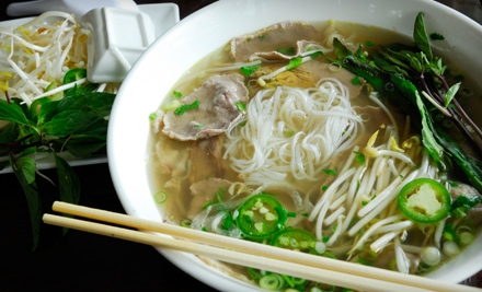 $10 for $20 Worth of Vietnamese Cuisine at Bambu