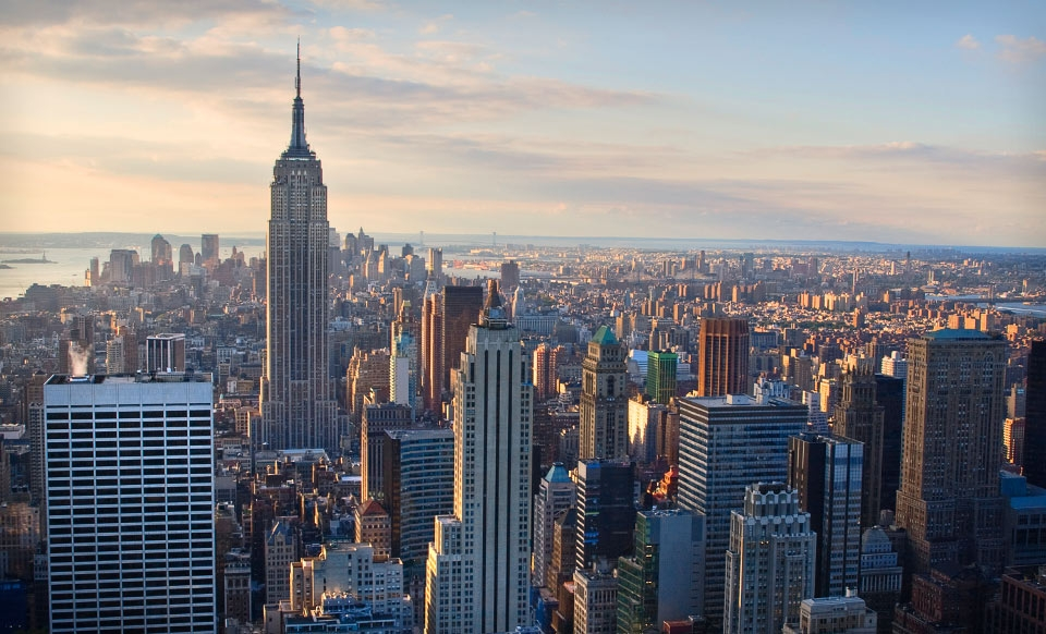 $180 for a One-Night Stay for Two in a Deluxe King Room at Ameritania Hotel New York