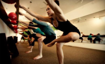 5 or 10 Bar Method Classes at 9th & 9th Pilates (Up to 68% Off)