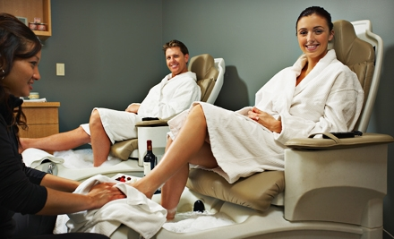 $170 for Spa Day for Two at Shear Bliss Salon and Day Spa in Lake Mary ($350 Value)