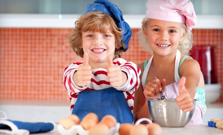 Children's Cooking Class or Cooking Party for Four Kids or Adults at The Baker's Rack (Up to 59% Off)