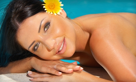 One Year or One Month of Tanning at Glo Sun Spa (Up to 79% Off)