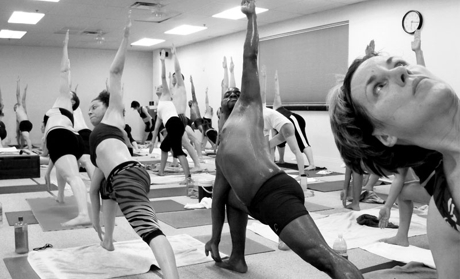 $49 for 20 Yoga and Pilates Classes at Vegas Hot! Yoga and Pilates ($320 Value)