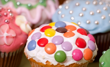 Cupcake Decorating 101 Class for Two or Four at Charm City Cupcakes (Up to 53% Off)