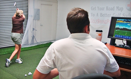 Golf-Swing-Analysis Package at Golf Swing Prescription in Laguna Hills (Up to 61% Off). Three Options Available.