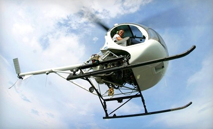 $139 for a 30-Minute Helicopter Tour from Heliventures ($350 Value)