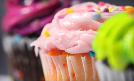 $12 for One Dozen Cupcakes from Missy's Cupcake Creations ($24 Value)
