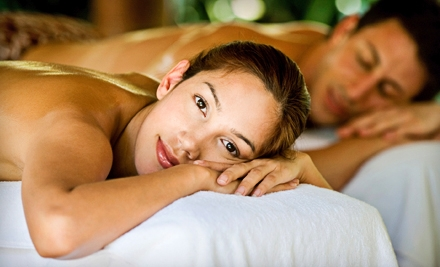 $50 for 60-Minute Relaxation Massage for Two at a Certified Clinic from OolaMoola (Up to $180 Value)