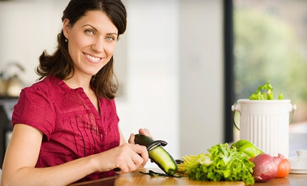 $70 for Series of Four Cooking Classes from Chef Ellen ($140 Value)