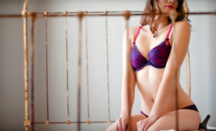 $99 for a Three-Outfit Boudoir Photo Shoot at Brio Art ($249 Value)