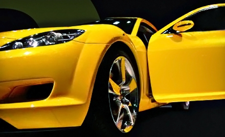 $70 for a Professional Detail Package at Double Take Auto Detailing ($140 Value)