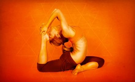$599 for One Year of Unlimited Bikram Yoga Classes at Bikram Yoga Fairfax ($1,250 Value)