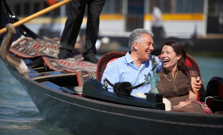 $55 for a Gondola Cruise for Up to Four from Gondola Company of Newport (Up to $115 Value)