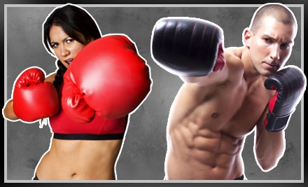 4 or 10 Kickboxing Classes with 40-Minute Personal-Training Session and Pair of Boxing Gloves at iLoveKickboxing.com in Wilmington