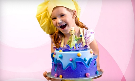 $68 for Two All-Inclusive Two-Hour Cake-Decorating Classes at Sweet Wise (Up to $170 Value)