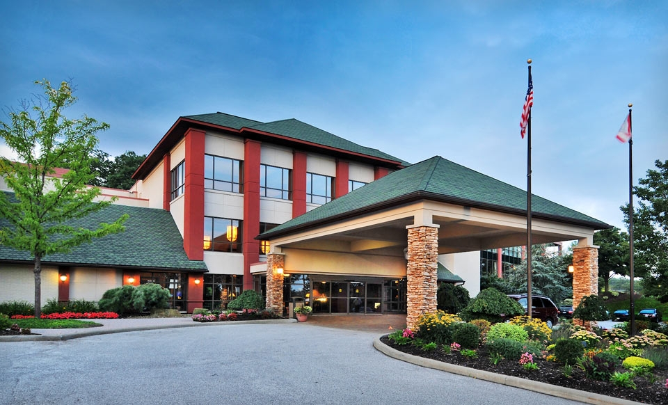 One- or Two-Night Stay with Dining Credit for Two Adults at Quail Hollow Resort in Ohio