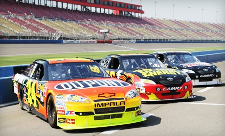 Ride-Along or Racing Experience from Rusty Wallace Racing Experience at the Phoenix International Raceway (Half Off)