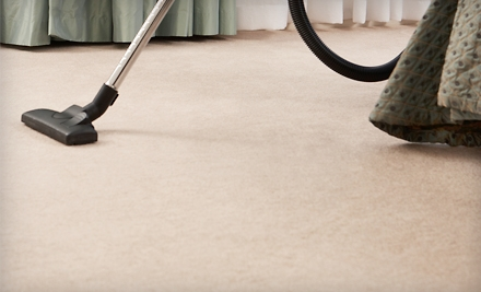 $49 for Carpet Cleaning for Three Rooms from Super Scrub ($150 Value)