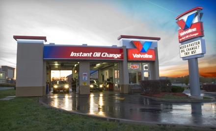 $18 for Full-Service Oil Change at Valvoline Instant Oil Change (Up to $36.99 Value)