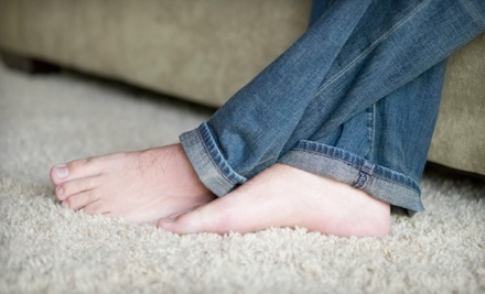 $59 Carpet Cleaning and Protectant Application for Two Rooms from Oxi Fresh Carpet Cleaning ($118 Value)