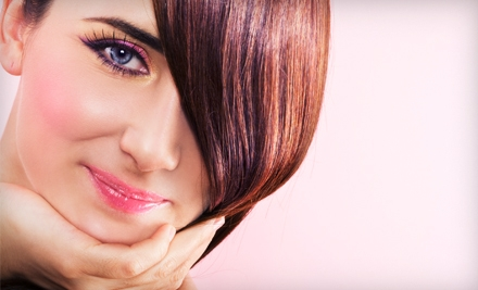 $26 for Haircut with Shampoo, Style & Conditioning Treatment at Bonnie's Hair Studio in Hendersonville ($65 Value)