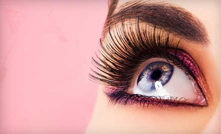 $89 for a Full Set of Eyelash Extensions at Gigi Endersby Salon in Lewisville ($200 Value)