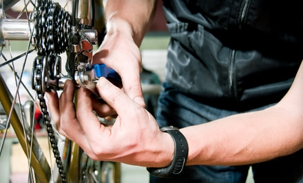 $25 for a Basic Bike Tune-Up at Bicycle Center in Clarksville ($50 Value)