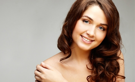 Hair-Styling Package or $25 for $50 Worth of Salon and Spa Services at Paradigm Salon