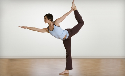 10 Yoga Classes or 10 Yoga Classes and Mat at Bikram Yoga Rochester in Pittsford (Up to 86% Off)