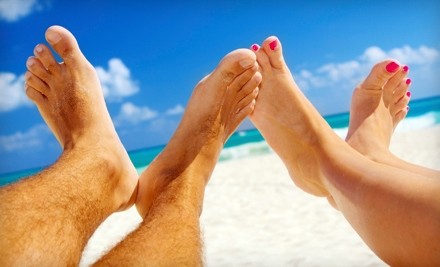 Two or Four Spray Tans at Tanlines (Up to 52% Off)