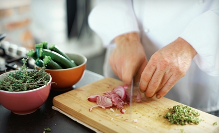 Healthy-Cooking Class for One, Two, or Four or Four Floral-Design Classes at Peachy's Classes (Up to 54% Off)