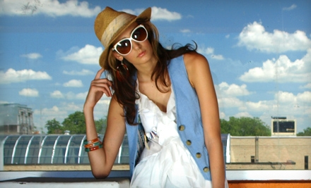 $15 for $30 Worth of Designer Apparel and Gifts at Blue Elephant