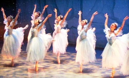 $35 for One Nutcracker Ticket and One Spring Performance Ticket to Baton Rouge Ballet Theatre ($71 Value)