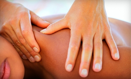 Swedish Massage or Massage with Hot-Stone Therapy for One or Two at Positive Energy in North Charleston (Up to Half Off)