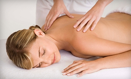 $80 for One-Hour Massage, Facial, and Foot Treatment at The Petite Retreat ($160 Value)